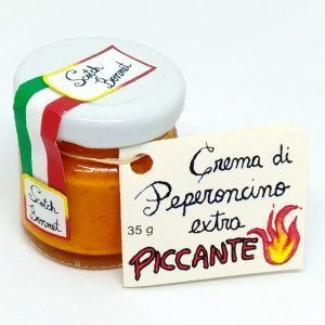 Crema Scotch bonnet mix