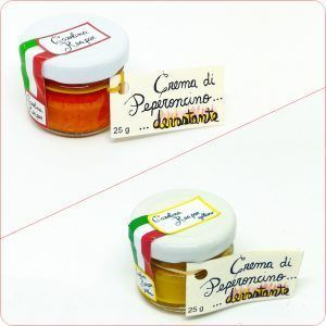 Crema Carolina mix