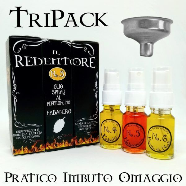 Redentore TriPack 01.1
