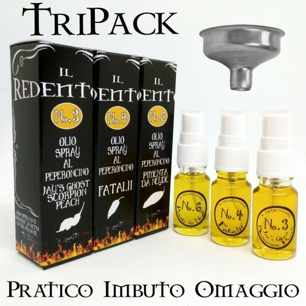 Redentore TriPack 10.1