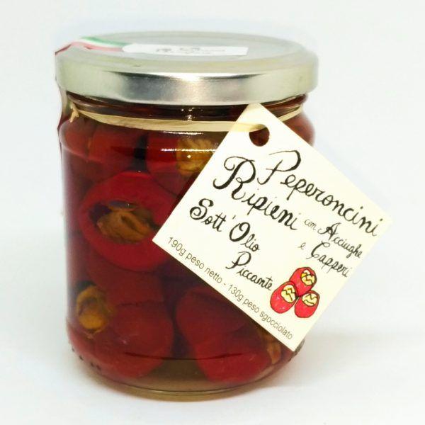 Peperoncini ripieni
